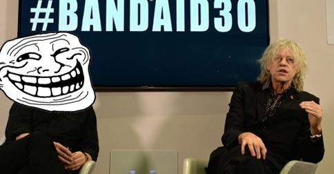 #BandAid30
